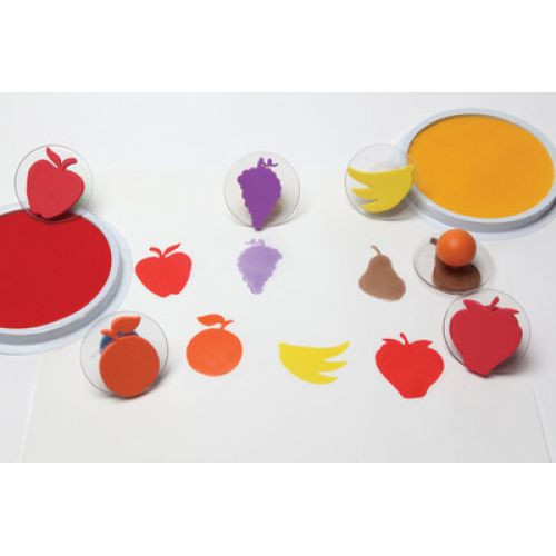 Giant Stampers Fruits