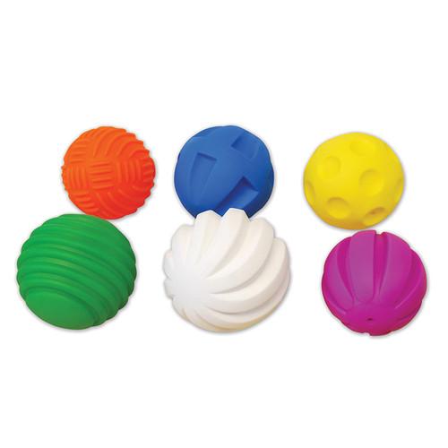 Tactile Balls Set of 6