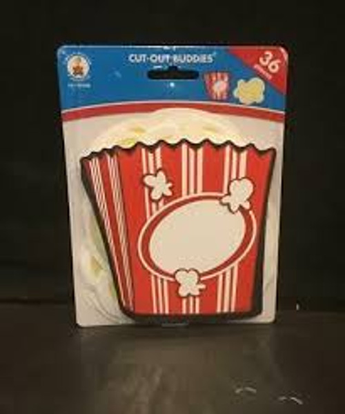 Popcorn & Boxes Accents