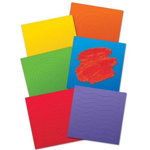 Deluxe Fingerpaint Paper 36 Sheets