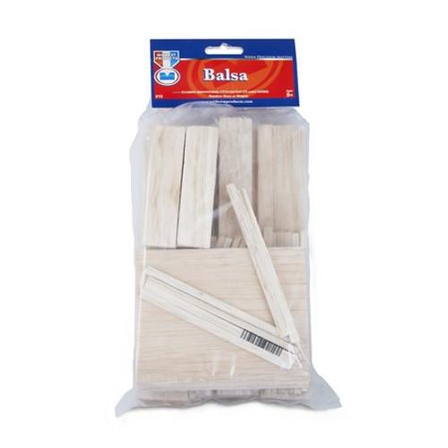 Balsa Wood Econo Bag