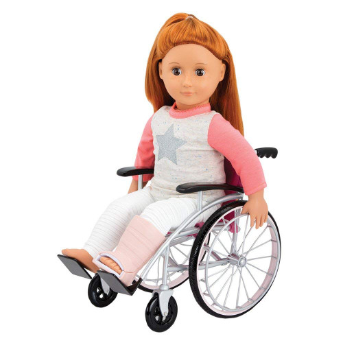 Our Generation Doll Medical Set with Wheelchair