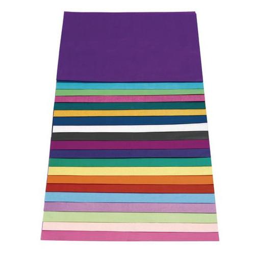 Premium Art Tissue Paper Colorfast 100 Sheets