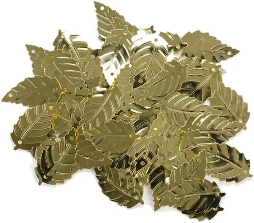 Gold Leaf Sequins