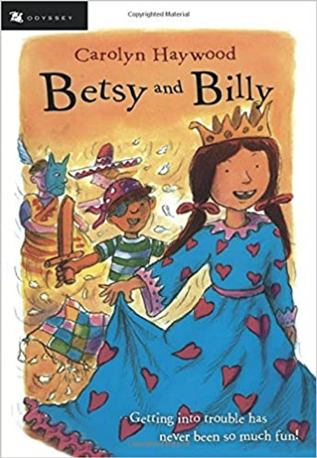 Betsy and Billy Paperback