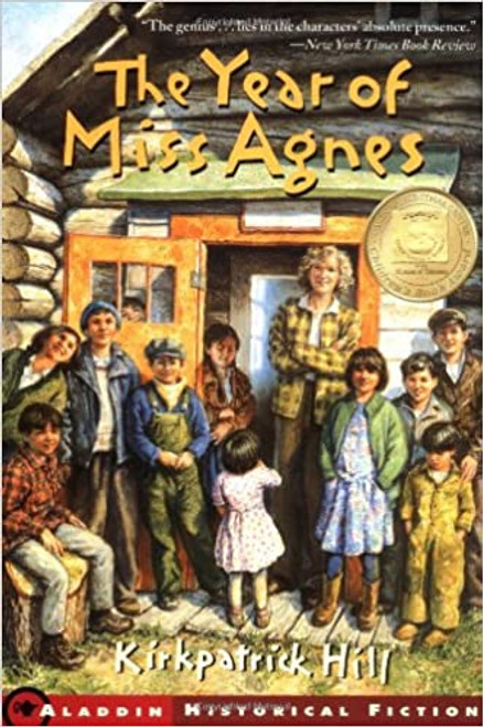 The Year of Mrs. Agnes Paperback