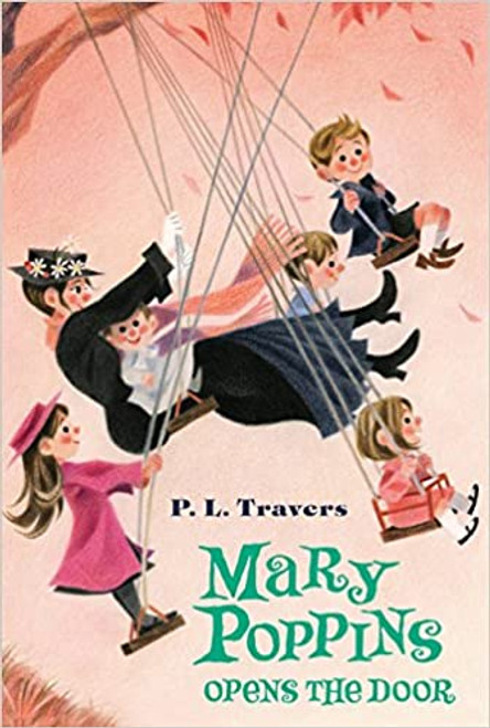 Marry Poppins Opens the Door Paperback