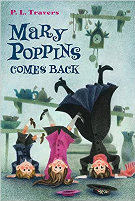 Mary Poppins Comes Back Paperback