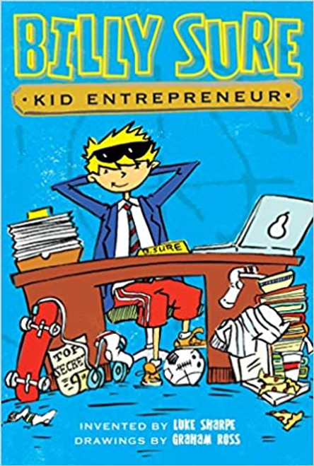 Billy Sure Kid Entrepreneur Paperback