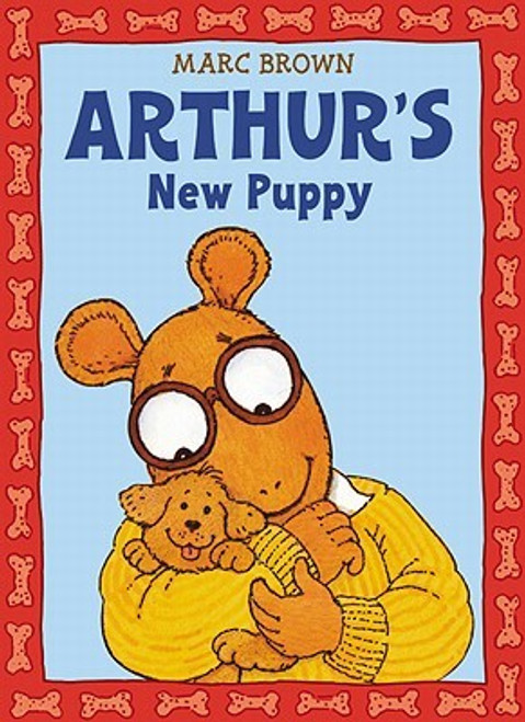 Arthur's New Puppy Paperback