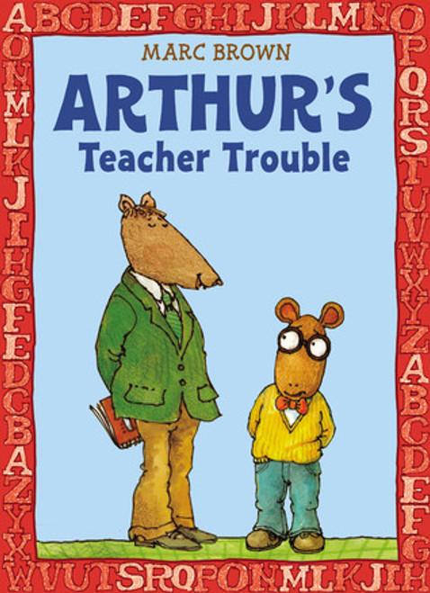 Arthur's Teacher Trouble Paperback