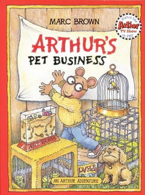 Arthur's Pet Business Paperback