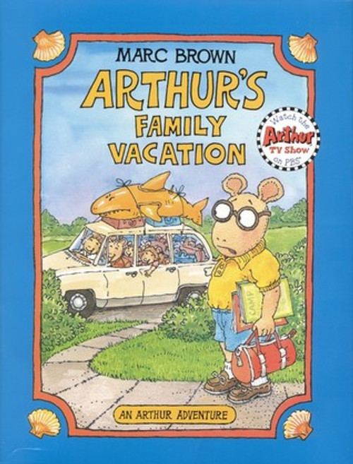 Arthur's Family Vacation Paperback