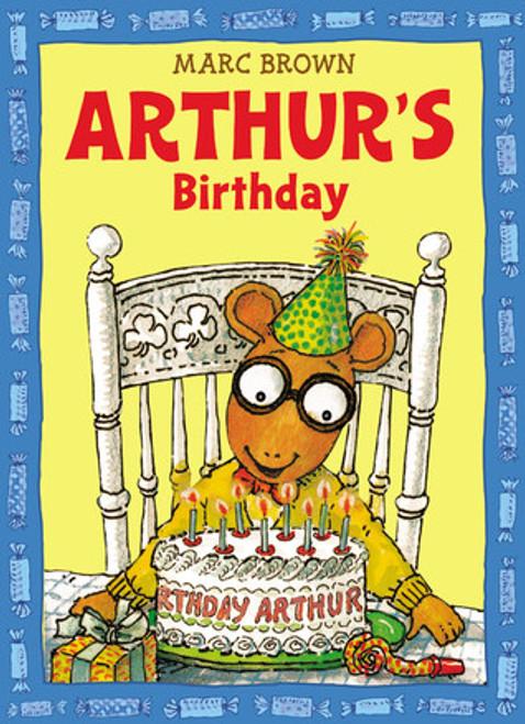 Arthur's Birthday Paperback
