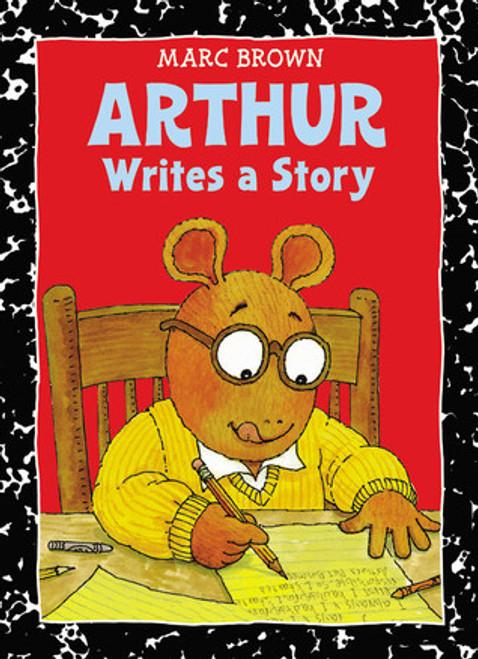 Arthur Writes a Story Paperback
