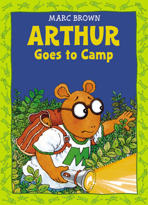 Arthur Goes to Camp Paperback
