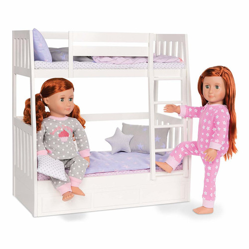 Our Generation Dream Bunk Bed Set