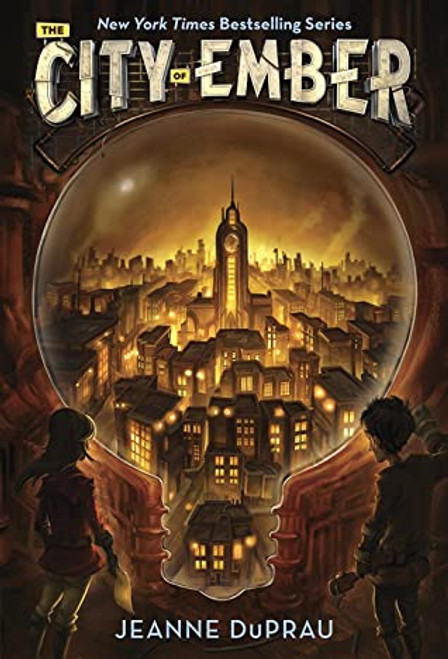 The City of Ember Paperback