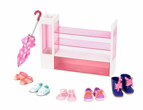 Our Generation Sort-a-Shoe Set for 18 Dolls