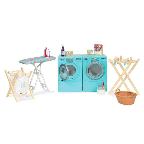 Our Generation Tumble Spin Laundry Set