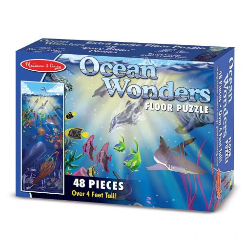 Ocean Wonders Jumbo Floor Puzzle