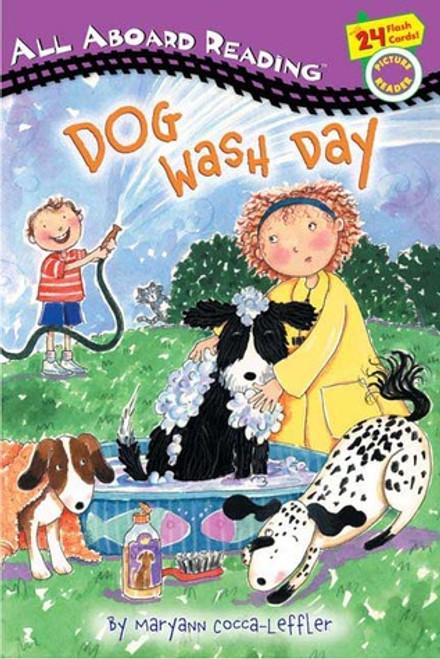 Dog Wash Day Paperback
