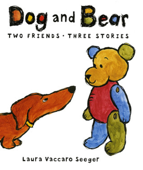 Dog and Bear: Two Friends, Three Stories Paperback