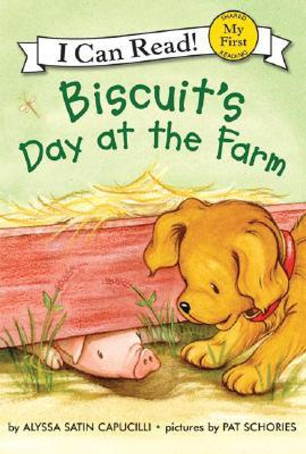 Biscuit's Day at the Farm Paperback