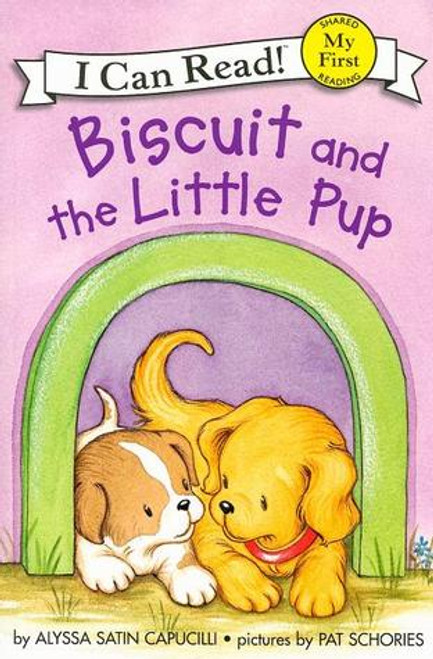 Biscuit and the Little Pup Paperback