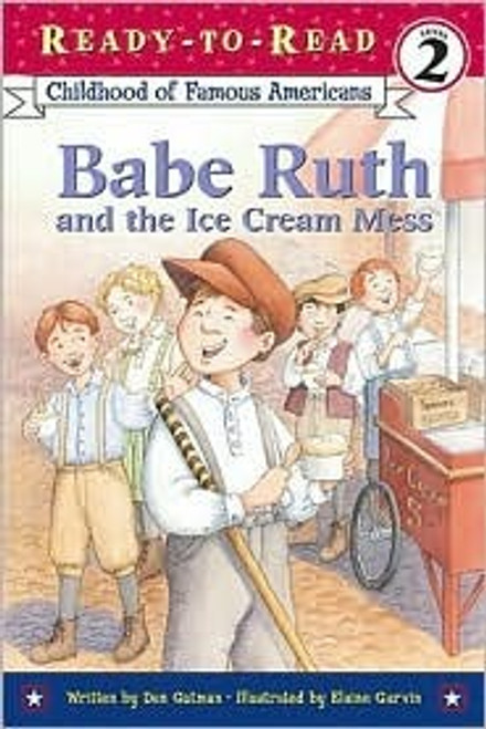 Babe Ruth and the Ice Cream Mess Paperback