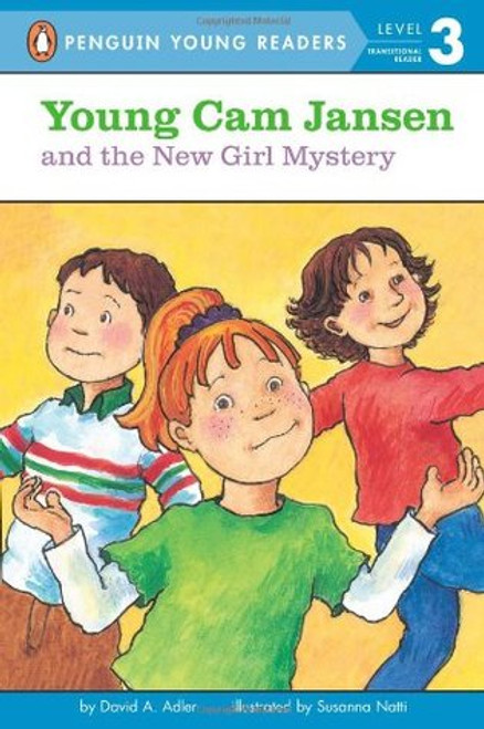 Young Cam Jansen and the New Girl Mystery Paperback
