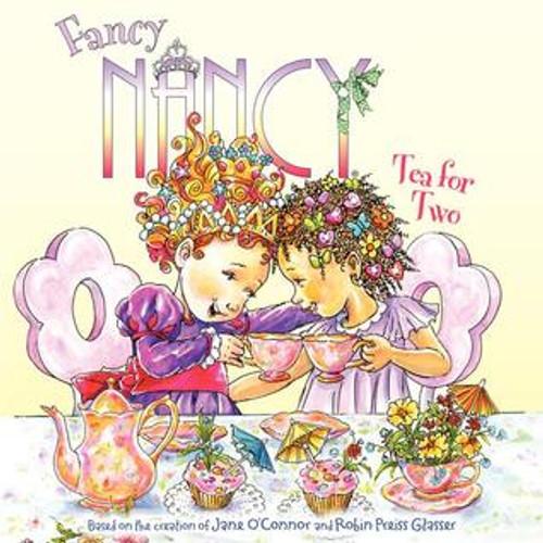 Fancy Nancy Tea for Two Paperback