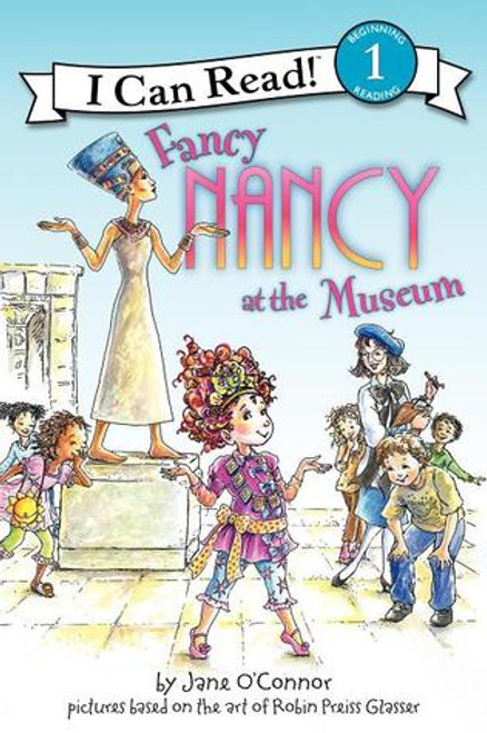 Fancy Nancy at the Museum Paperback