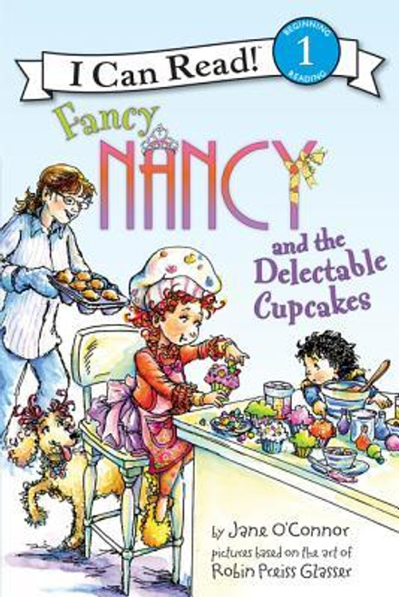 Fancy Nancy Delectable Cupcakes Paperback