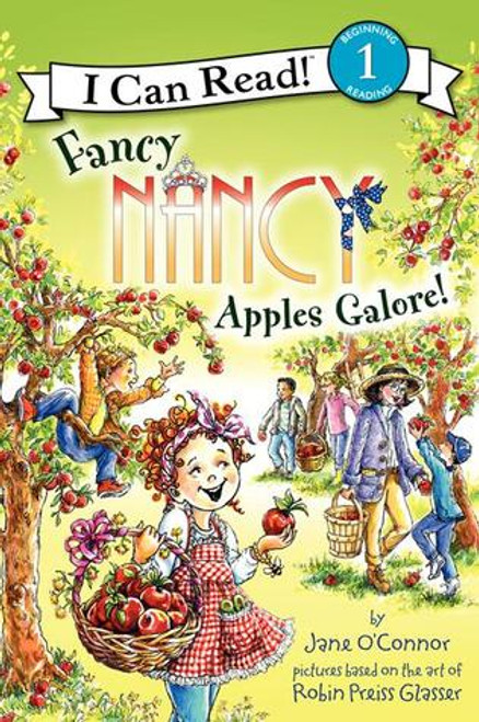 Fancy Nancy Apples Galore Paperback