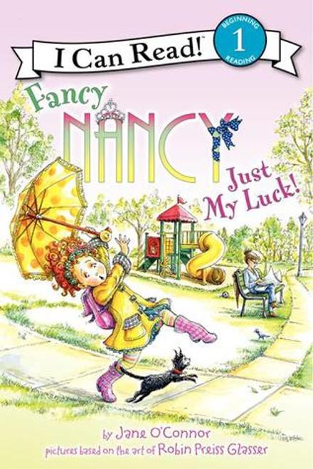 Fancy Nancy Just My Luck Paperback