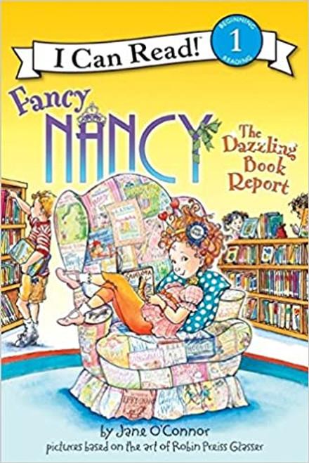 Fancy Nancy the Dazzling Book Report Paperback