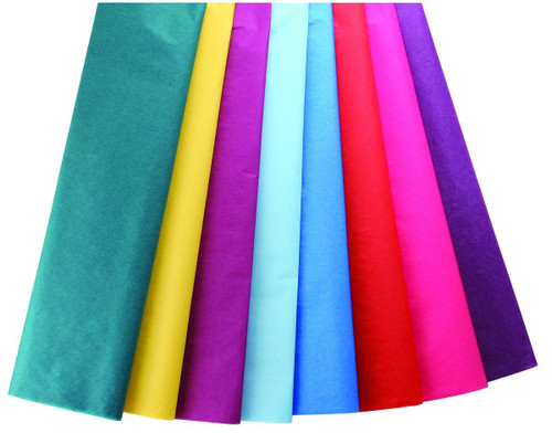 Tissue Paper Colorfast