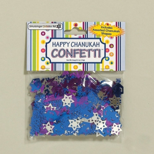 Chanukah Confetti/Sequins