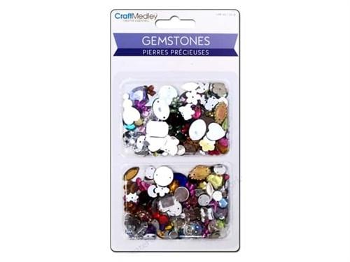 Gemstones Assorted Shapes