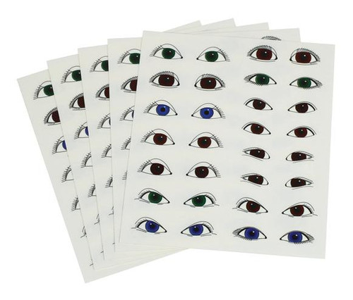 Eyeball Stickers