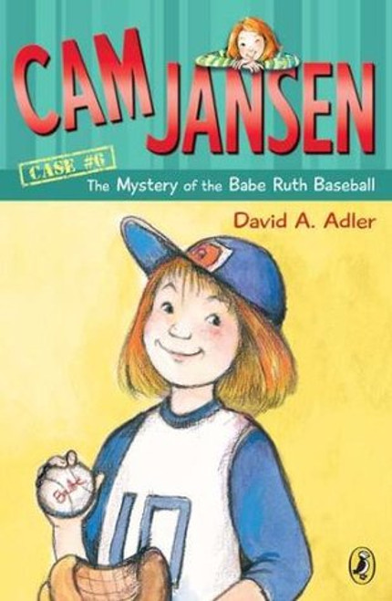 Cam Jansen and the Mystery of the Babe Ruth Baseball Paperback