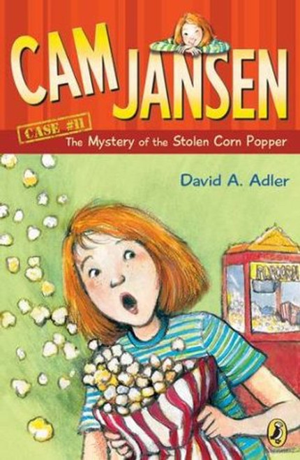 Cam Jansen The Mystery of the Stolen Corn Popper Paperback
