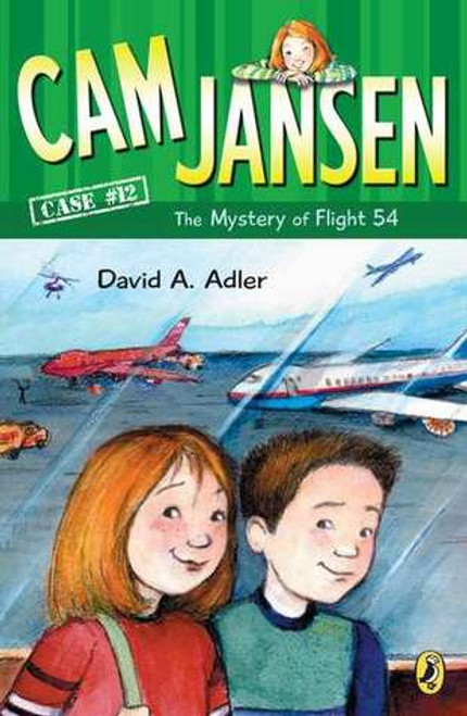 Cam Jansen The Mystery of Flight 54 Paperback