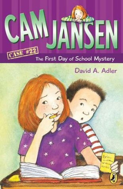 Cam Jansen and the First Day of School Mystery Paperback
