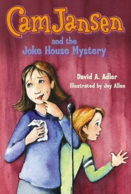 Cam Jansen and the Joke House Mystery Paperback