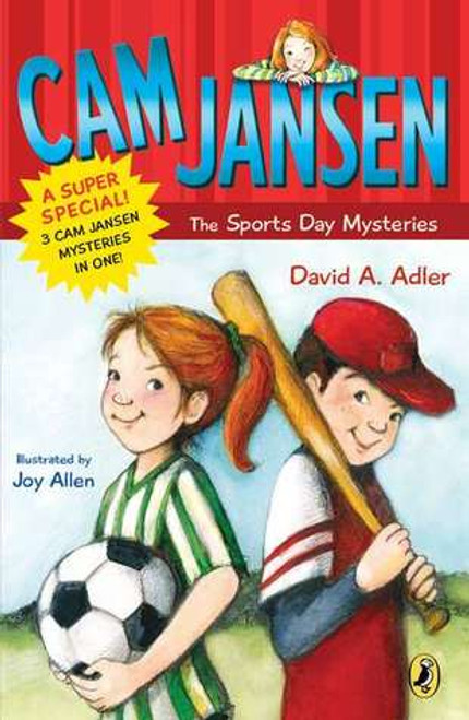 Cam Jansen and the Sports Day Mystery Paperback