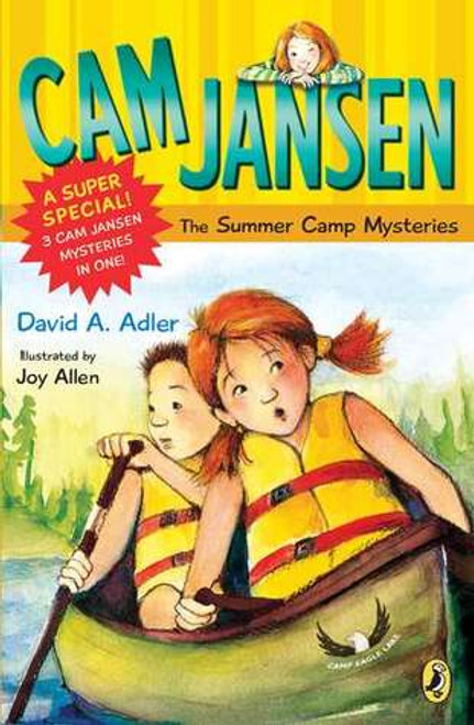 Cam Jansen and the Summer Camp Mysteries Paperback