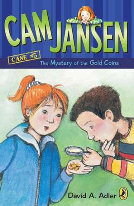Cam Jansen The Mystery of the Gold Coins Paperback