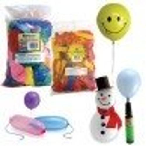 """Balloons 4""""- 12 Pcs"""